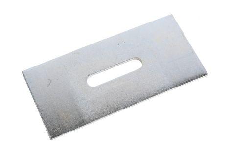 Skrobak metalowy do wału Packera