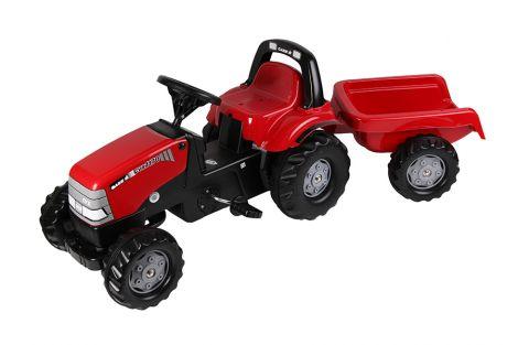 Zabawka traktor CASE CVX 1170 Z PRZYCZEPĄ