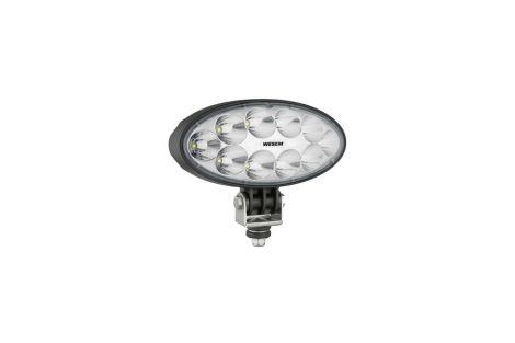 Lampa skupiona LED owalna WESEM 4000 lm Deutsch przew.0,15 m