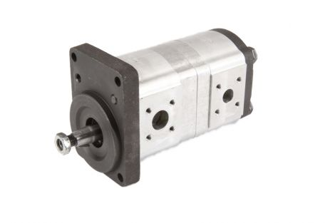 Pompa hydrauliczna PRAWY 11+5.5 cm3 HOLLAND CX 8050/ 8060/ 8070/ 8080/ 8090 , ,TF42,TF44,TX34  565-55